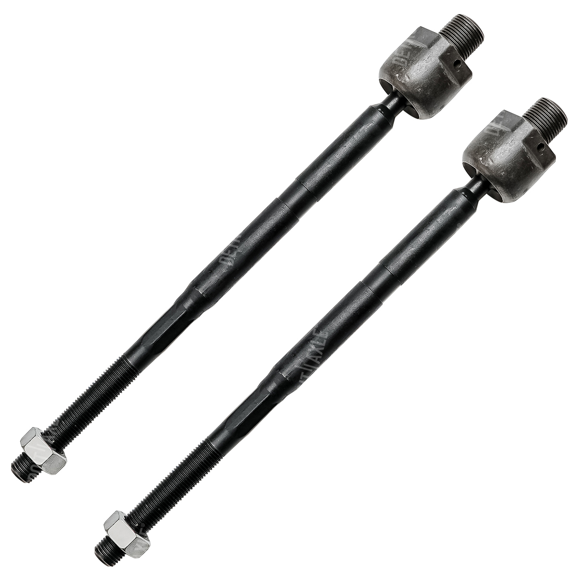 Both (2) Inner Tie Rod Ends Driver and Passenger Side for 2012-2015 Chevy Camaro V6 - [2012 Chevy Camaro 6.2L V8] - 2010-2011 Chevy Camaro