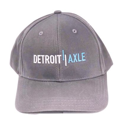 Detroit Axle Strap-Back Baseball Hat