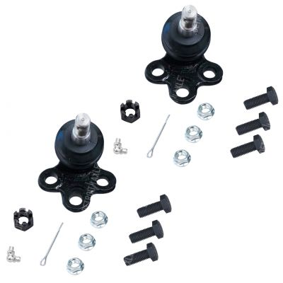 Both (2) Brand New Driver & Passenger Side Front Lower Ball Joint