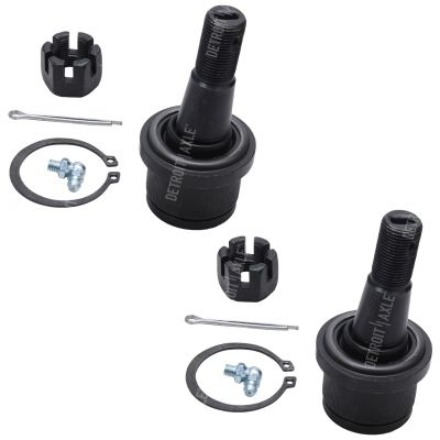 Both (2) Brand New Driver & Passenger Side Front Lower Ball Joint fits Ram 2500 4x4 Dana 60 Only