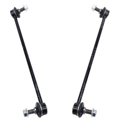 Both (2) Front Stabilizer Sway Bar End Link - Driver and Passenger Side