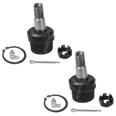Lower Ball Joint - 2WD - Front, Driver and Passenger Side