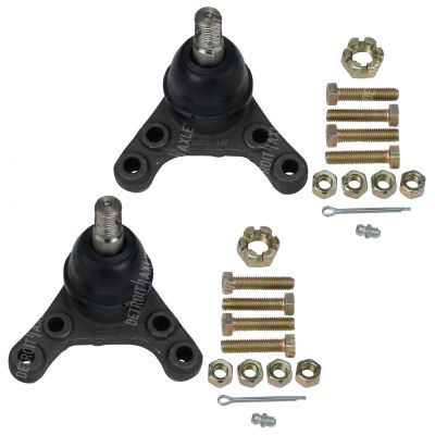 Both (2) Brand New Driver & Passenger Side Front Upper Ball Joint - 2WD Models