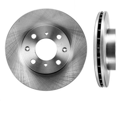 Front Disc Brake Rotors - 240mm Size - Premium Grade