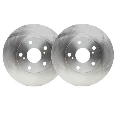 Front Disc Replacement Brake Rotors - 2005-2017 Subaru - See Fitment