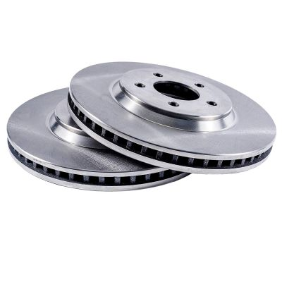 Front Disc Replacement Brake Rotors - 2007-16 Infiniti - See Fitment