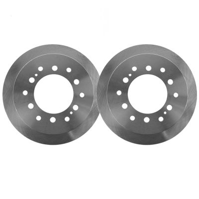 Front Disc Replacement Brake Rotor - 10-19 Lexus, Toyota - See Fitment