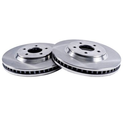 Front Disc Replacement Brake Rotors fit 2011-2019 Nissan - See Fitment