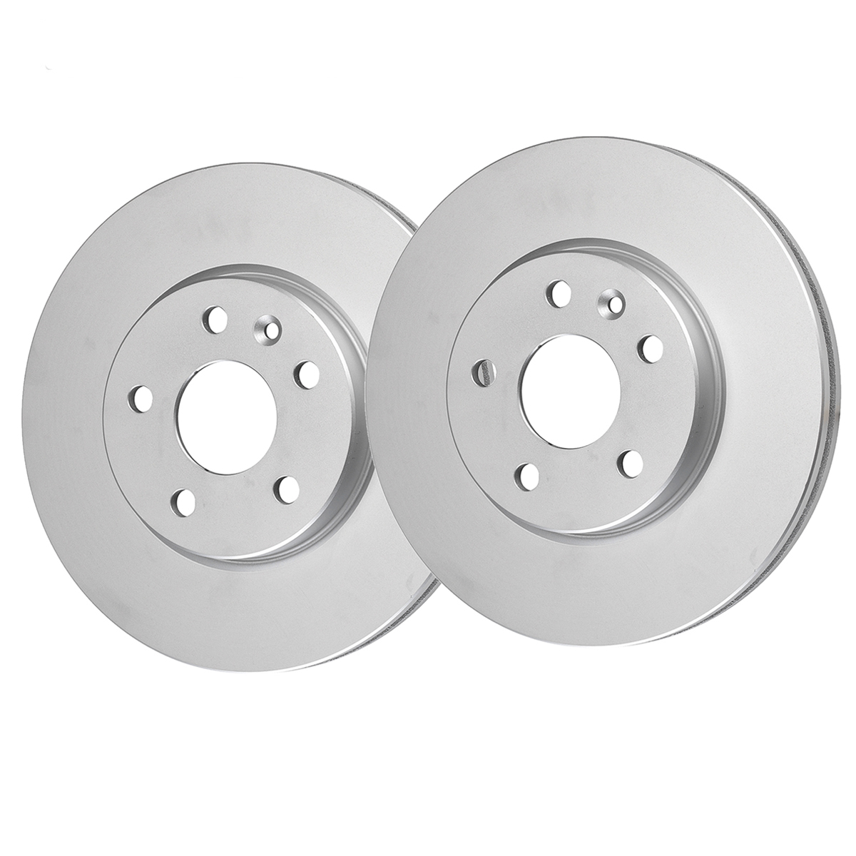 2 OEM Replacement Extra-Life Heavy Duty Brake Rotors Rear Rotors - SHIPS FROM USA!!-Tax Incl. 5lug LR4 Range Rover Sport LR3