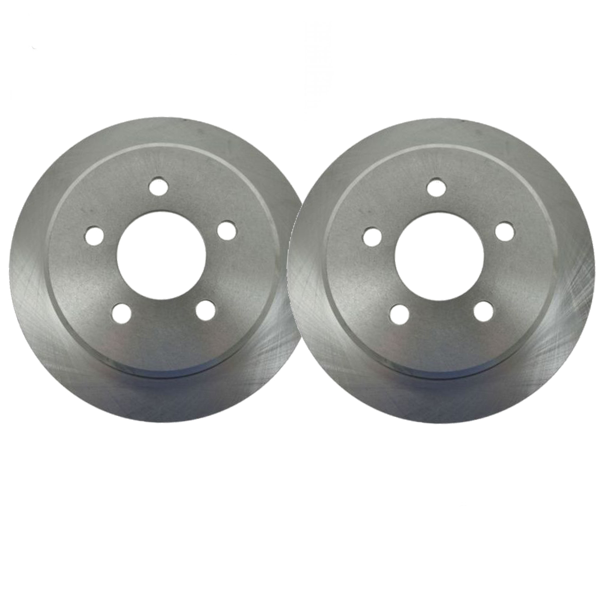 2016 For Ford Escape Front Disc Brake Rotors and Ceramic Pads 300mm Rotors