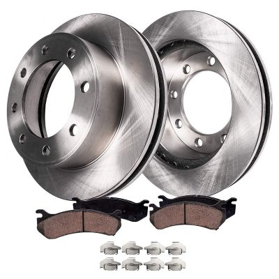 Rear Disc Brake Rotor Pad | Ford Excursion F-250/350 Super Duty