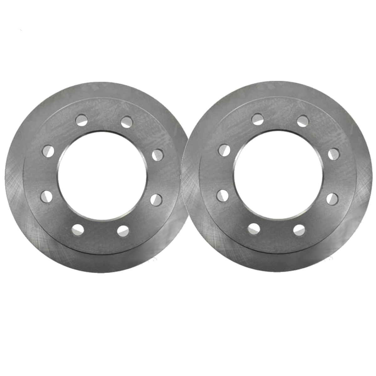 Pair (2) (331mm) Premium FRONT Brake Rotors  - 4WD Check Fitment Chart