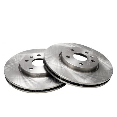 321mm Premium Front Brake Rotors for Vented Rear Rotor Models #R-55174 - Buick/Chevy/GMC