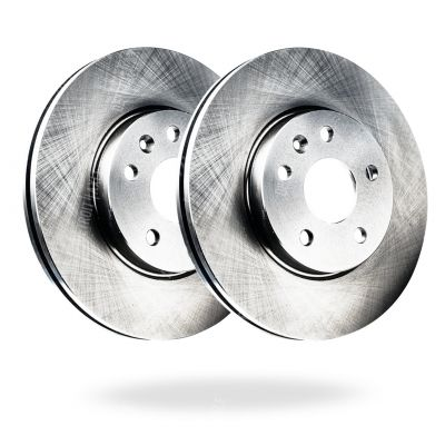 276mm Premium Front Brake Rotors Part #R-55185 - Chevrolet