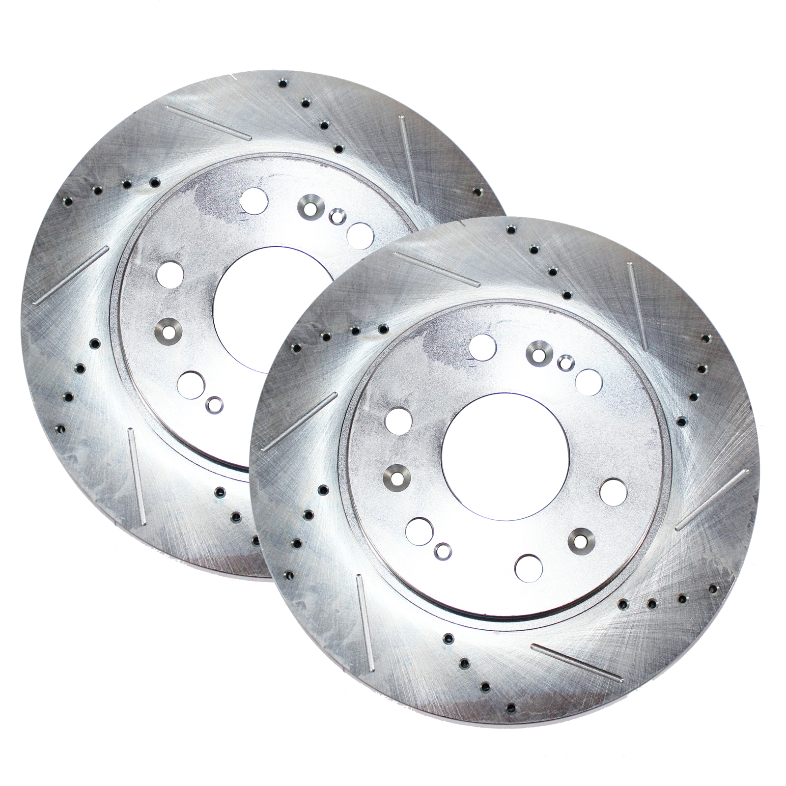 2005 2006 for Chevrolet Avalanche 1500 Front /& Rear Brake Rotors and Pads w//6Lug