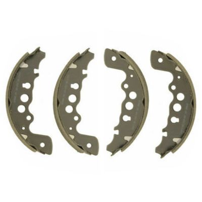 Rear Drum Brake Shoes for 1999-2005 Chevy, Suzuki Models