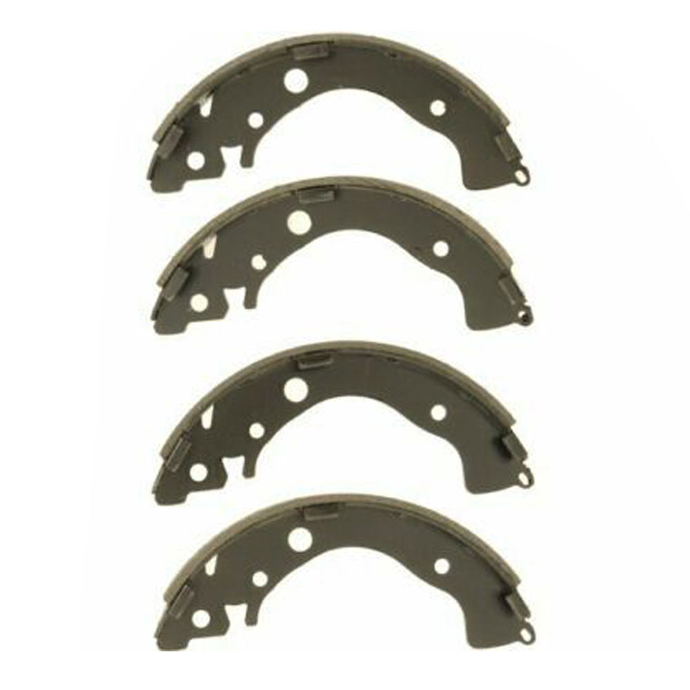 Rear Drum Brake Shoes - Civic/Fit/Insight