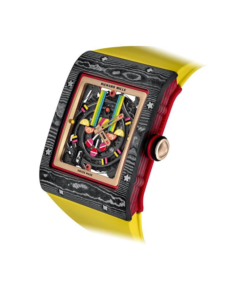 a32809c13 ولا يوجد من ساعة (Art Piece Edition Historique) إلا 33 قطعة فقط، وستكون أول  11 قطعة مصنوعة من البلاتينيوم.