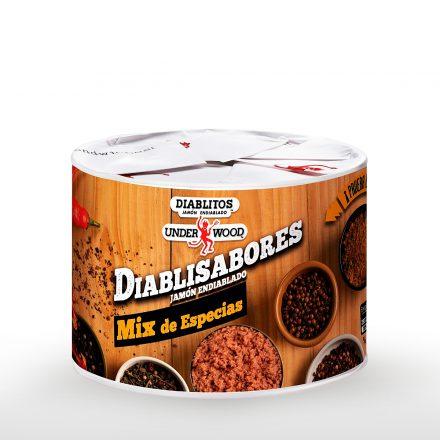 Diablitos™ Underwood™ Mix de Especies - Diablisabores 115g