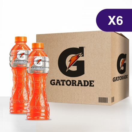 Gatorade® Tropical Fruit - 6 unidades de 500ml