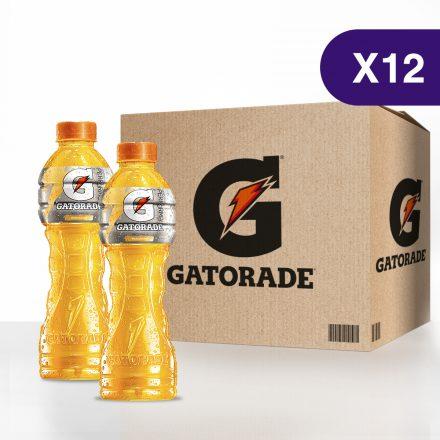 Gatorade Sabor Mandarina - 12 unidades de 500ml