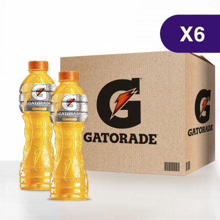 Gatorade® Sabor a Mandarina - 6 unidades de 500ml