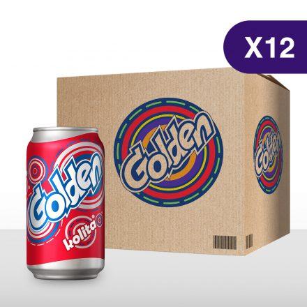 Golden Sabor a Kolita - 12 latas de 355ml