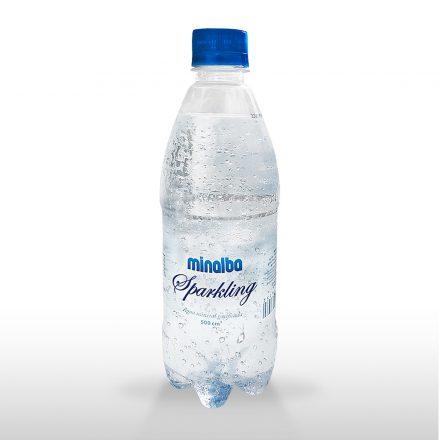 Agua Gasificada Minalba Sparkling de 500ml
