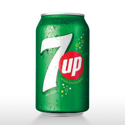 7UP lata de 355ml