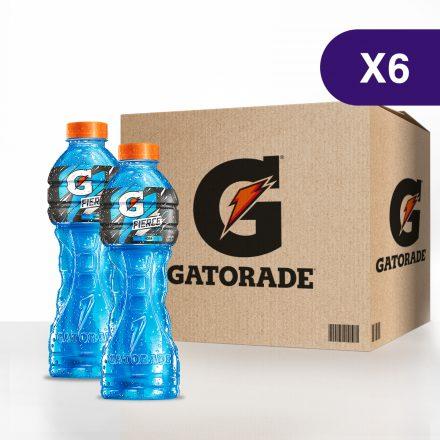 Gatorade® Sabor a Mora - 6 unidades de 500ml
