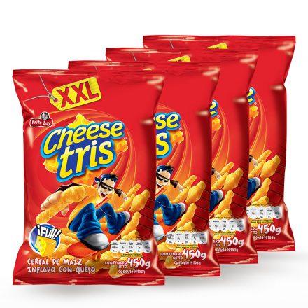 CheeseTris® XXL - 4 unidades de 450g