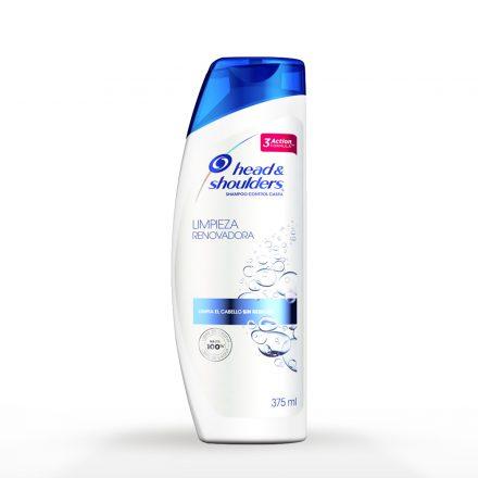 Head & Shoulders® Shampoo Limpieza Renovadora 375 ml