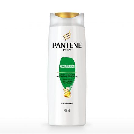 Pantene Shampoo Restauración de 400 ml