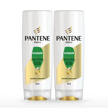 Pantene Acondicionador Restauración - 2 unidades de 200 ml