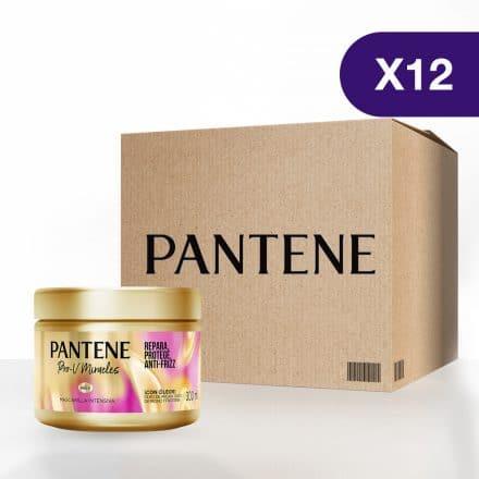 Pantene Mascarilla Intensiva Restauración - Caja de 12 unidades de 300 ml