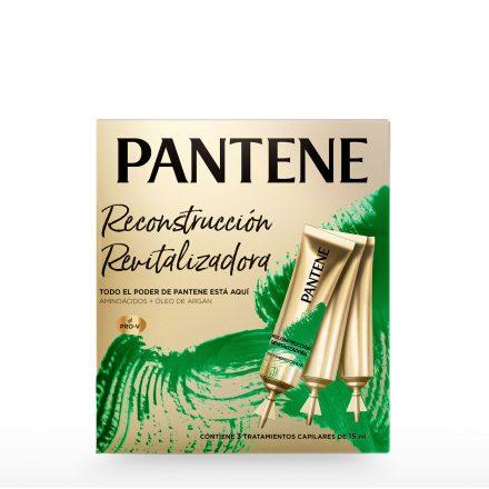 Pantene Ampolla Restauración - 3 ampollas de 15 ml