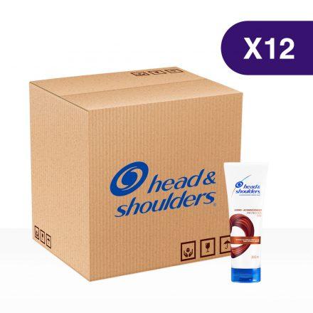 Head & Shoulders® Dermo Acondicionador Protección Caída - Caja de 12 unidades de 300 ml