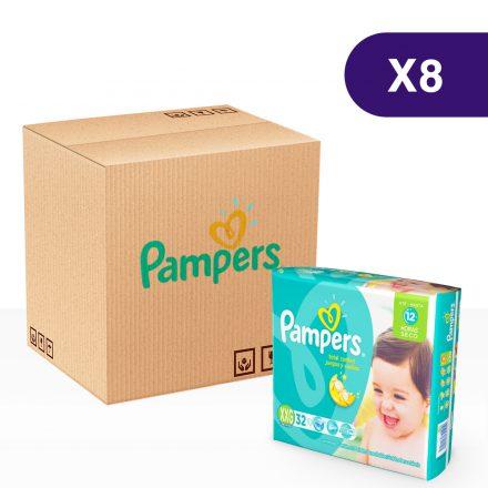 Pañales Pampers Juegos & Sueños - 8 paquetes Talla XXG