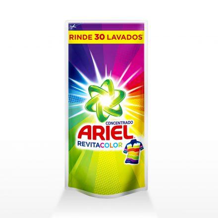 Ariel Líquido Revitacolor de 1.2Lts