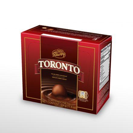 TORONTO® - Caja de 324g