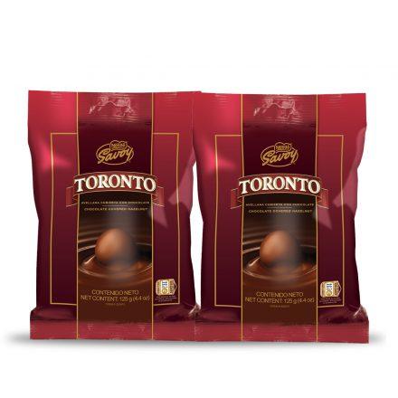 TORONTO® - 2 Bolsas de 125g
