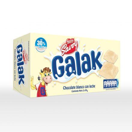 Galak® - Caja de 5 unidades de 130g