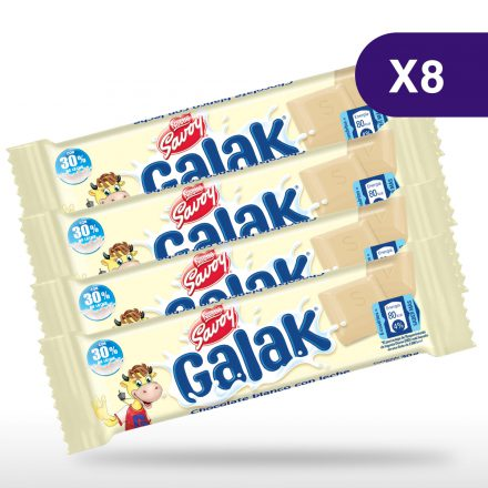Galak® - 8 unidades de 30g