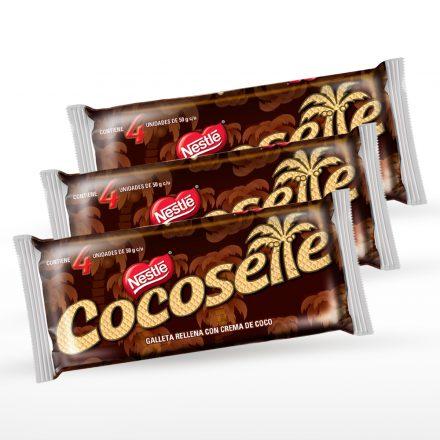 COCOSETTE® - 3 Multipack de 200g