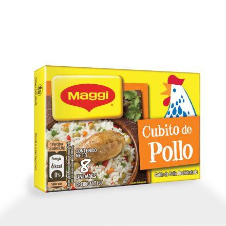 Cubito de Pollo MAGGI® - Tableta de 8 unidades