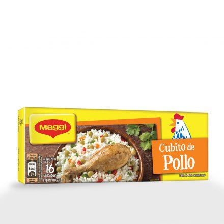 Cubito de Pollo MAGGI® - Tableta de 16 unidades
