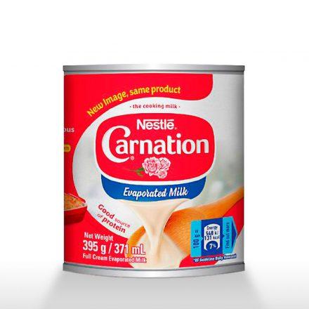 Leche Evaporada CARNATION® de 395g