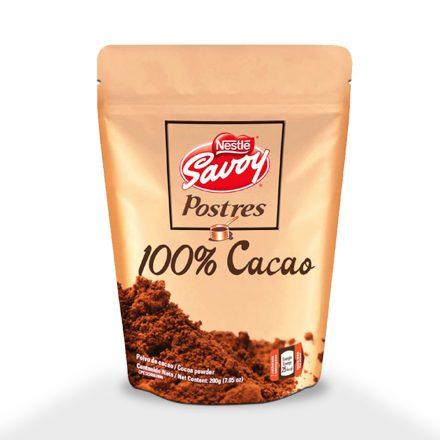 Cacao en Polvo SAVOY® de 200g