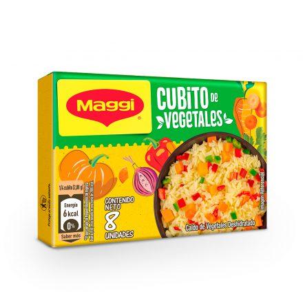 Cubito de Vegetales MAGGI® - Tableta de 8 unidades
