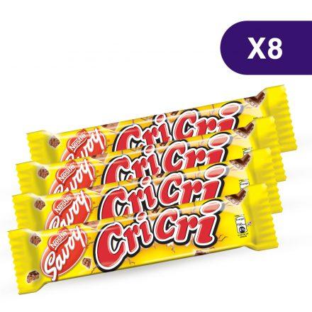CRICRI® - 8 unidades de 27g